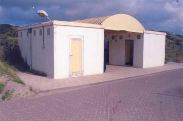 Sanitair units - Recon bewerkt
